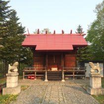 豊滝神社 社殿