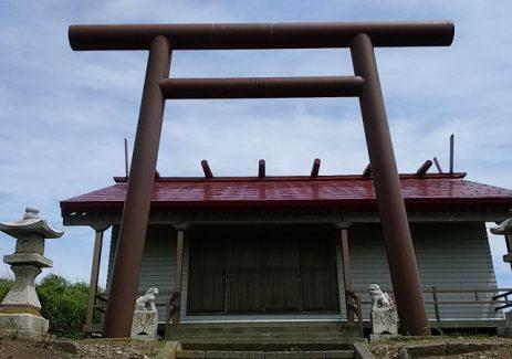 厚田八幡神社