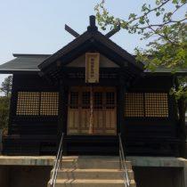 福住厳島神社 社殿