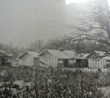 昔の琴似屯田兵屋