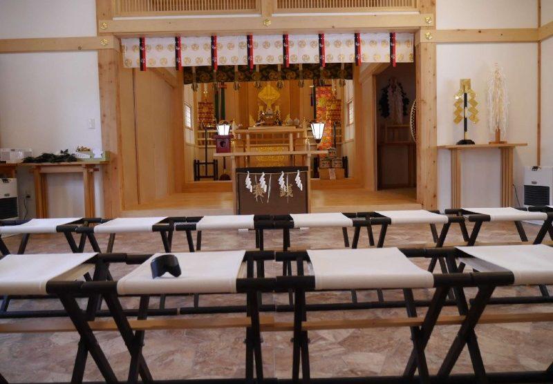 石山神社 - 北海道神社庁札幌支部