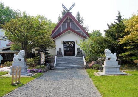 上手稲神社