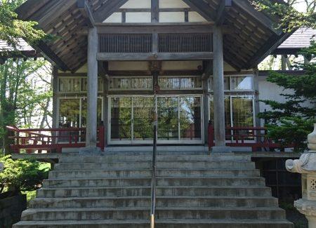 西当別神社