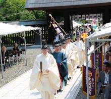 札幌護国神社例祭