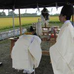 H27-9月穂刈祭・穂刈3
