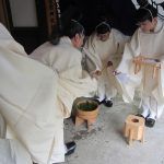 H28-7月護国神社奉仕1