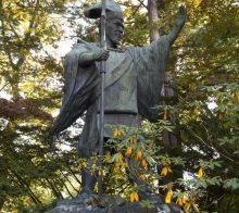 開拓判官島義勇顕彰銅像