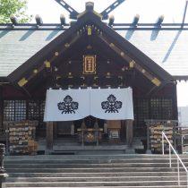 諏訪神社 社殿