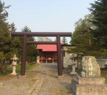 豊滝神社 参道