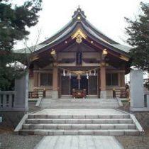 彌彦神社本殿