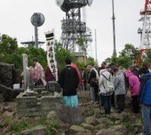 手稲神社奥宮祭