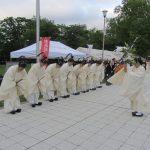 H27-7月「札幌護国神社宵宮祭・御霊璽奉安祭」奉仕1